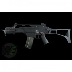 WE G36C GAS BLOWBACK