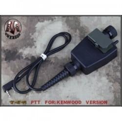 EMERSON CONECTOR TEA PTT KENWOOD 2 PIN