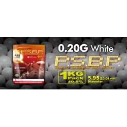G&G Perfect BB 0.20g 1kg / bag (Blanca)