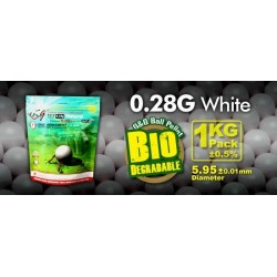 G&G 0.28g 1KG / bag Bola biodegradable