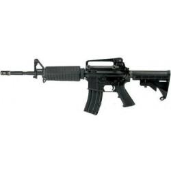 WE M4A1 OPEN BOLT BK