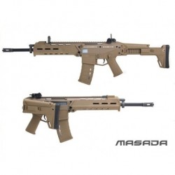 Magpul Masada Full Metal Blowback Desert