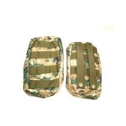 Porta accesorios molle Marpat woodland