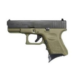 KJW GLOCK G27 GAS BLOWBACK OD GREEN METAL