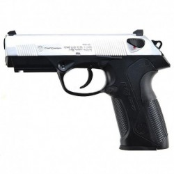WE 3PX4 CUSTOM GAS BLOWBACK SILVER
