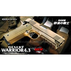 MARUI 4.3 DESERT WARRIOR