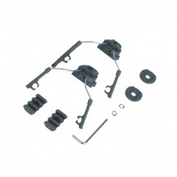 Z-TACTICAL Helmet Rail Adapter Set for COM I and COM II OD