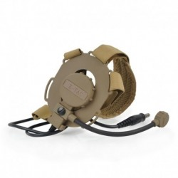 Z-TACTICAL BOW EVO III with New Military Standard Plug Tan