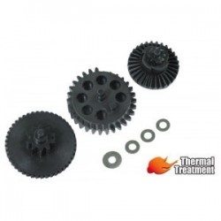 GUARDER INFINITE TORQUE-UP HELICAL GEAR SET FOR TM AEG II/III