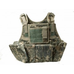 Chaleco Plate carrier ACU