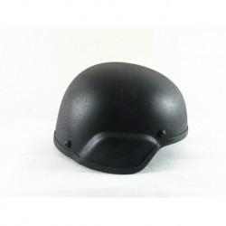 MICH2000 Negro con cinta de gafa regalo