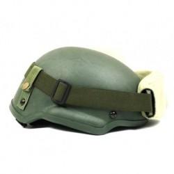 MICH2002 Verde con cinta de gafa regalo
