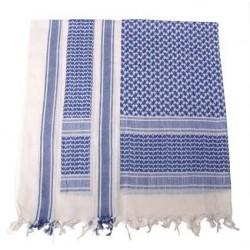 Pañuelo palestino azul-blanco