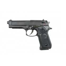 STTI/KJW BERETTA 92 KM9 ABS GAS BLOWBACK BLACK