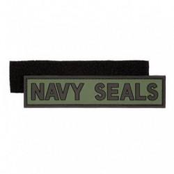Parche PVC Navy Seals
