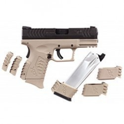 WE XDM Ultra-compact 3.8 Tan GBB