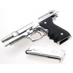 MARUI M92 CHROME TACTICAL MASTER