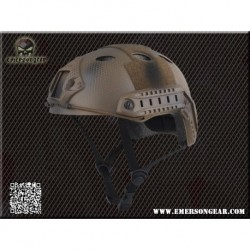 Casco Fast PJ NAVY SEAL Emerson