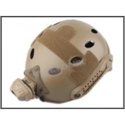 EMERSON Linterna Frontal 4 leds DE con filtro de color y montura para Casco