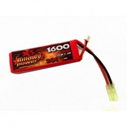 BP 7.4v 1600mah 20c mini