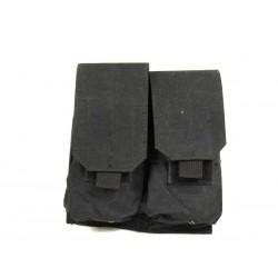 Portacargadores doble m4 Negro