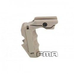 FMA MagWell and Grip TAN