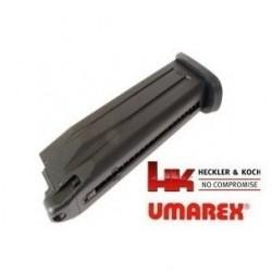 Cargador H&K USP .45 / 25 Tiros Gas -6mm