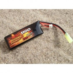 BP 11.1v 1300mah 20c mini largo