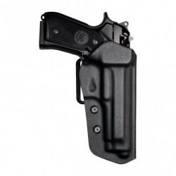FUNDAS DE POLIMERO FAST MOLLE PARA Glock 19/23/25/32/38 negro