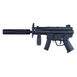 MP5K GBB WELL G55 BLOW BACK