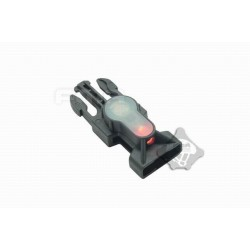 Side Release Buckle Strobe Light variety of light tb901 red