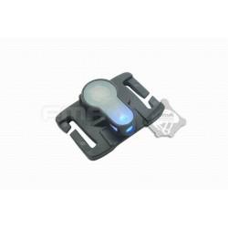 MOLLE System Strobe Light blue light variety of light tb906 blue