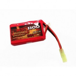 BP 7.4v 1300mah 20c mini