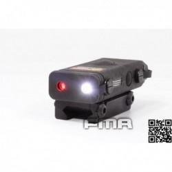 FMA PRO-LAS-PEQ10 red laser BK