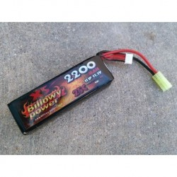 BP 11.1V 2200MAH 20C Mini