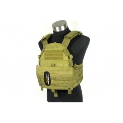 TMC CORDURA 6094 STYLE PLATE CARRIER TAN
