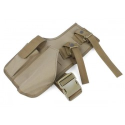 EMERSON MP7 Leg Holster TAN