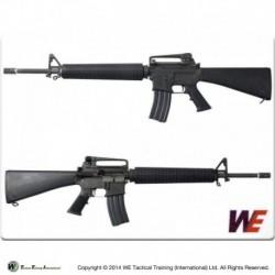 WE M16A3 Open Bolt GBB