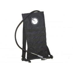 Pack Hidratacion Molle Negro