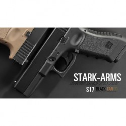 STARK ARMS GLOCK S17 GAS
