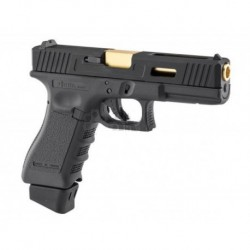 STARK ARMS GLOCK S17 MATCH BLACK CNC TITANIUM SLIDE CO2