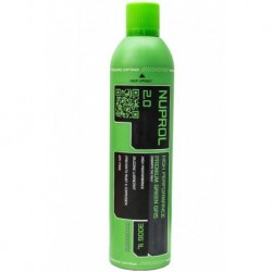 WE Europa NUPROL 2.0 VERDE Gas 300g - Verde