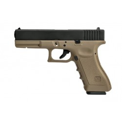 STARK ARMS GLOCK S17 GAS TAN