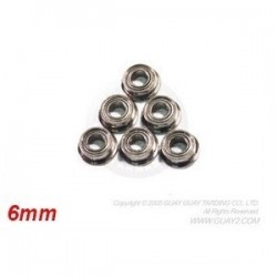 G&G BALL BEARING BUSHING 6mm