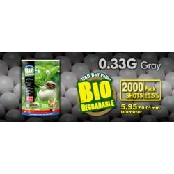 G&G BIO BB 0.33G 2000BB GRIS