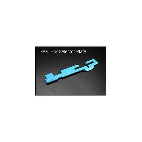 SRC G36 GEAR BOX SELECTOR PLATE