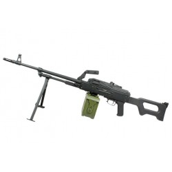 PKM Black A&K FULL METAL