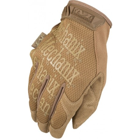 GUANTES MECHANIX ORIGINAL TAN TALLA S