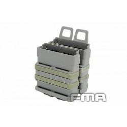 Portacargador rigida (7.62)pesado para M4 FG