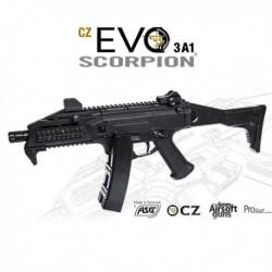 FUSIL SCORPION CZ EVO 3A1, M95 ASG